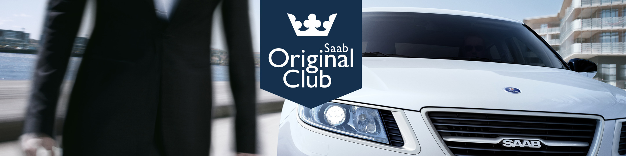 original saab club